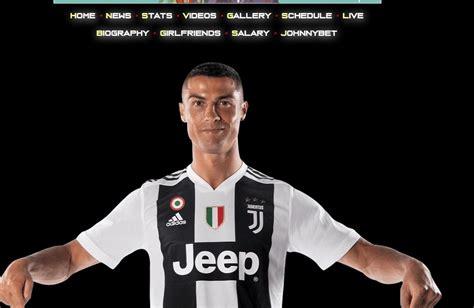 Ronaldo7 Cr7 Stream Sportmargin