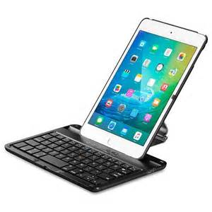 Ipad Mini Case With Stand by Spigen Ipad Mini 4 Keyboard Case With 360 Degree Rotation