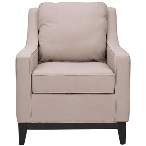 safavieh karsen cotton poly club chair in sky blue