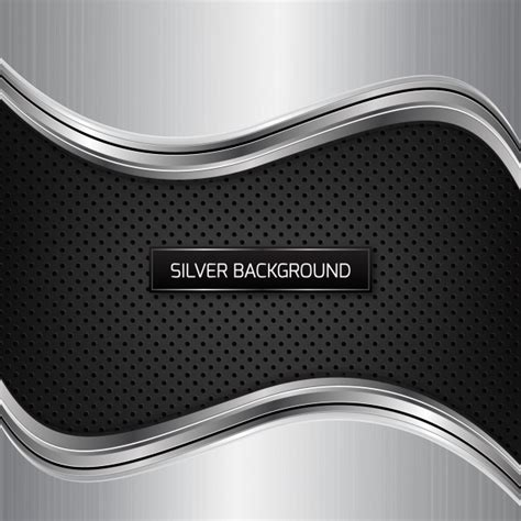 Black And Silver Background Chrome Background Vectors Photos And Psd Files Free