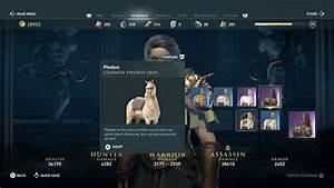 Assassin's Creed Odyssey Phobos Skins Guide - How to get ...