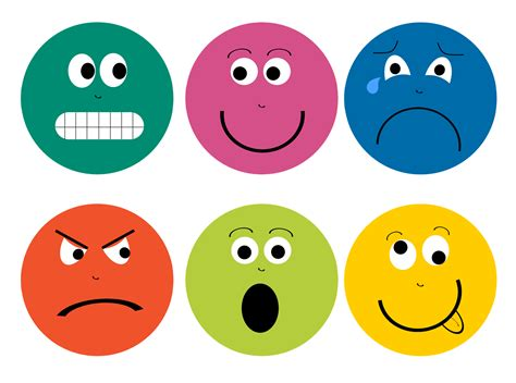 Feelings Clipart Scary Clipart Feeling Faces Pencil And In Color Scary