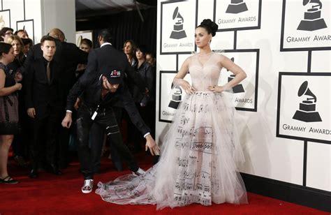 Grammy Red Carpet Photos Recap All The Fashion