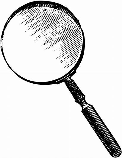 Magnifying Glass Clip Vgosn Tours Clipart Pinclipart