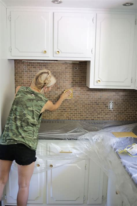 can you paint tile how to paint a tile backsplash a beautiful mess