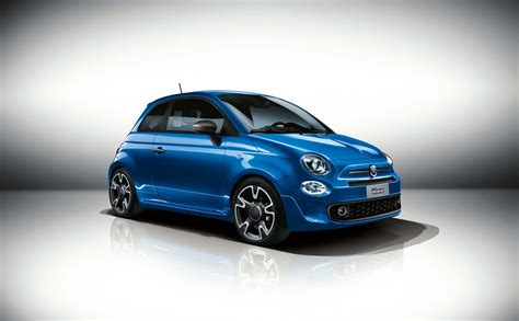 Small Fiat Car by 2017 Fiat 500s Small Car Big Statement Bigger Stereo