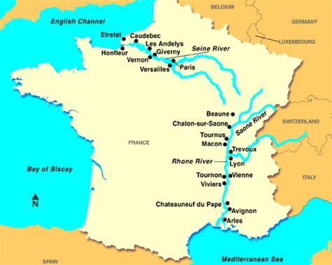 cuisine gastronomique le fleuve rhône en europe croisière fluviale