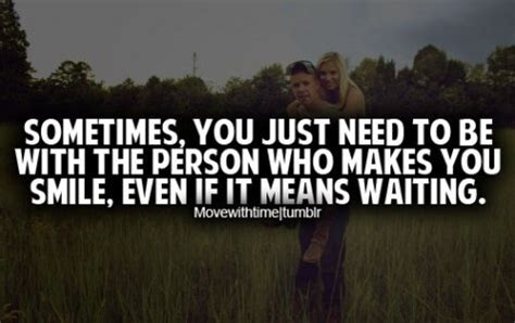 Waiting The Right One Quotes