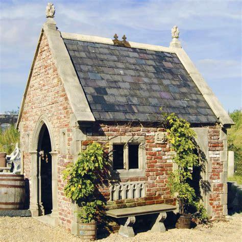 Stein Pavillon Für Den Garten  Exford Chapell
