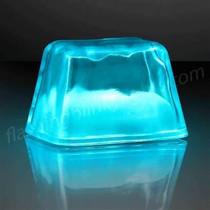 Ice Cube Turquoise Inspiration Lights Led Cubes