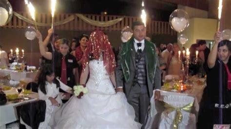 organisateur de mariage mixte youtube