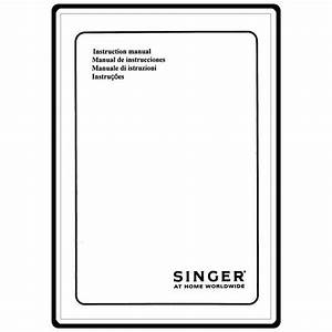 Instruction Manual  Singer 14t948ds   Sewing Parts Online