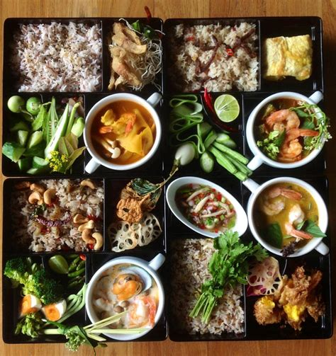 cuisine thaï food food