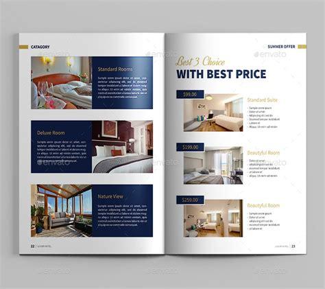 Luxury Hotel Brochure | Hotel brochure, Luxury brochure ...