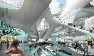 Architectural Home Designs Australia Penn Station Re Imagined Four Architecture Firms Propose