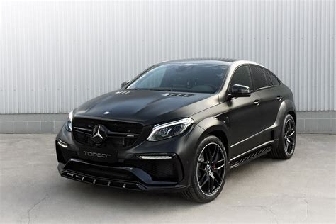 mercedes amg gle coupe  inferno topcar