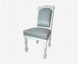 Chaise Louis Xiii : chaise ancienne de style louis xiii relook e bois ~ Melissatoandfro.com Idées de Décoration