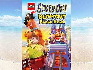 Animal Tales LEGO Scooby Doo Blowout Beach Bash On