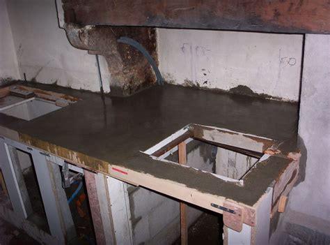 comment faire un plan de travail en beton revger faire un plan de travail en b 233 ton id 233 e inspirante pour la conception de la maison