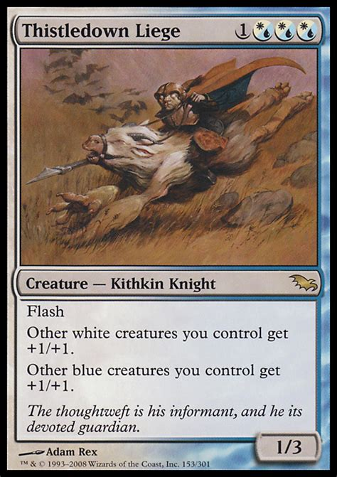 Deck Kithkin Modern 2015 by Proxies For Deck Quot Kithkin For The Win Quot Deckstats Net