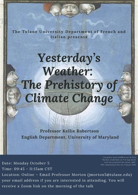 Yesterday's Weather: The Prehistory of Climate Change ...