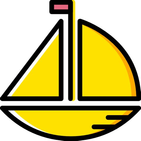 Sailboat Icon Transparent by Sailboat Free Transport Icons