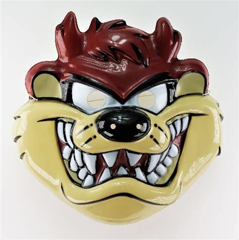 vintage looney tunes taz tasmanian devil halloween mask