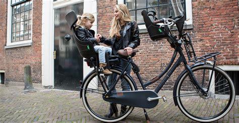 babystoel test kinderzitjes fietspiraat