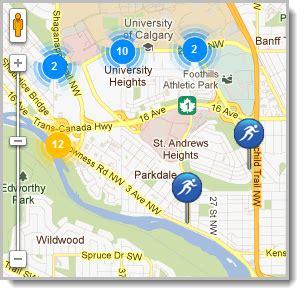 run my route running running maps and running routes