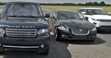 Jaguar Land Rover £311,000-an-hour Profits Posted