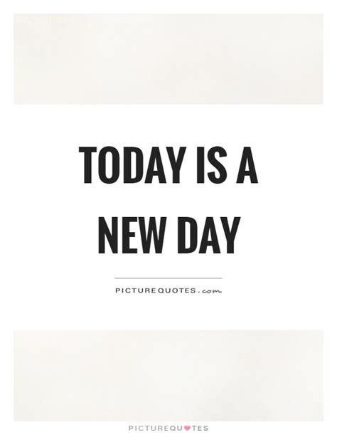 Today Is A New Day Fitness Quotes