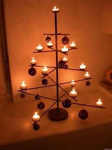 Weihnachtsbaum Metall Groß : richard schreier ferroart kerzenleuchter ~ Sanjose-hotels-ca.com Haus und Dekorationen