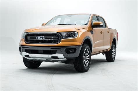 2019 Ford Ranger Starts At ,395