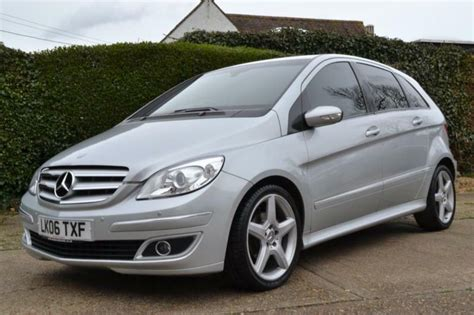 2006 Mercedes B-class B200 Turbo Hatchback Petrol