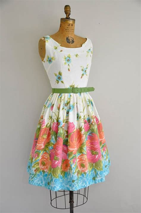 1000+ images about Summer 1950s Fashion/ Vintage Garden Tea Party. on Pinterest | 50 Hair ...