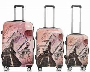 Leichter Koffer Für Flugreisen : hartschalenkoffer mit motiv im vergleich sch nheit und ~ Kayakingforconservation.com Haus und Dekorationen