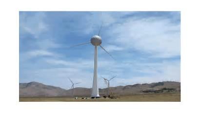 Wind Turbines Energy Ge Promises Ufo Dome