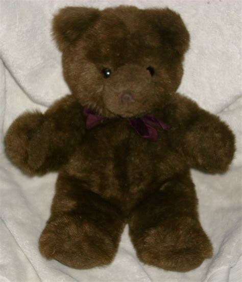 16 quot vintage 1983 gund collectors classic brown teddy bear