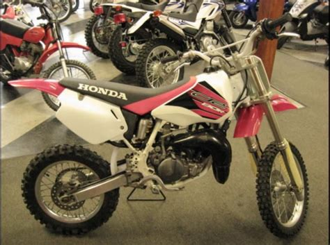 Honda Cr 80cc Dirt Bike