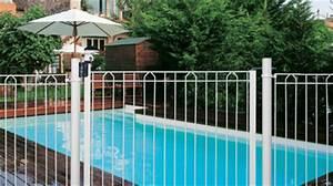 Barriere Protection Piscine : barri re de protection de piscine avec points d 39 acc s ~ Melissatoandfro.com Idées de Décoration