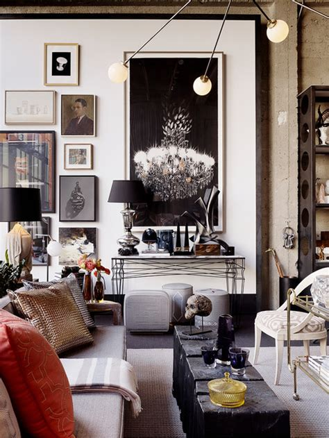 Most of this is really tacky.hang a sheet???? 10 Decorating Ideas For Tall Walls