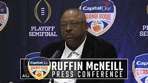 Oklahoma defens... Ruffin Mcneill Quotes