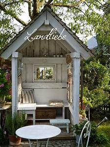 Gartenhäuschen Selber Bauen : die 25 besten ideen zu strandkorb aus paletten auf ~ Whattoseeinmadrid.com Haus und Dekorationen