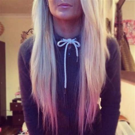 25 Best Ideas About Long Pink Hair On Pinterest Purple