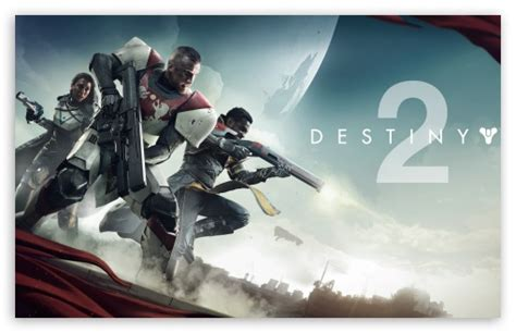 Destiny 2 2017 Video Game 4k Hd Desktop Wallpaper For