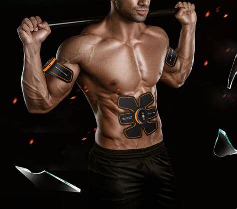 Wireless Muscle Stimulator ABS Stimulation Body Slimming