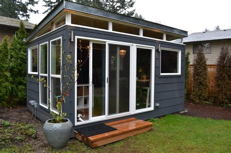 shed office designs great 18 prefab sheds for your garden allstateloghomes