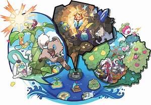 Poké Pelago - Bulbapedia, the community-driven Pokémon ...