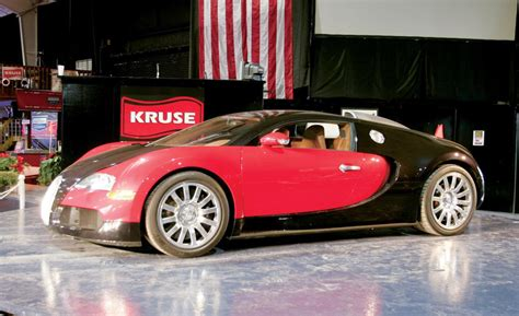 There, bugatti assembled an impressive display of classic models to celebrate the new veyron. 2008 Bugatti Veyron Specs and Photos | StrongAuto
