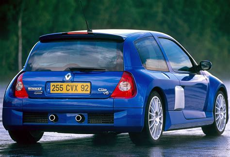 Renault Sport Clio V6 by 2003 Renault Clio V6 Sport Mk2 Specifications Photo